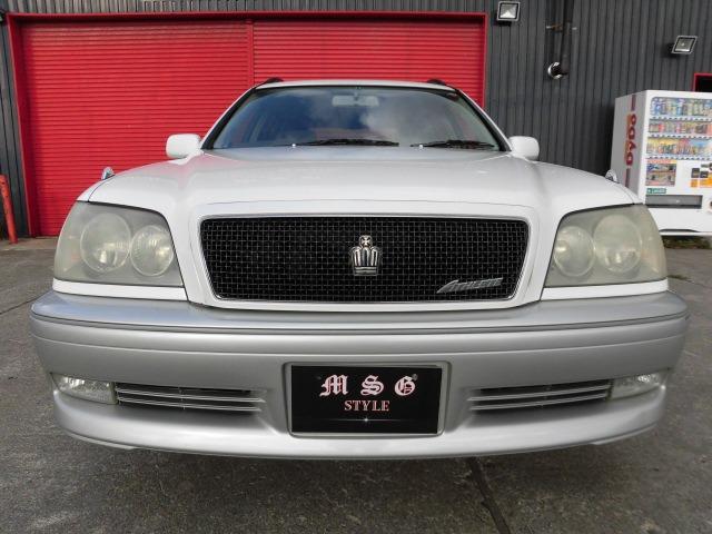 「トヨタ」「クラウンエステート」「ステーションワゴン」「北海道」の中古車6