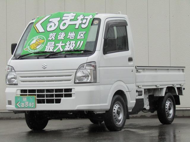 キャリイ(スズキ) KC エアコン・パワステ 3方開 中古車画像