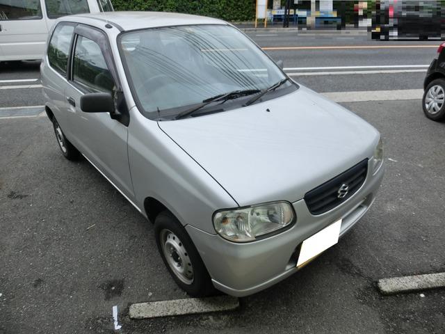 アルト(スズキ)  中古車画像