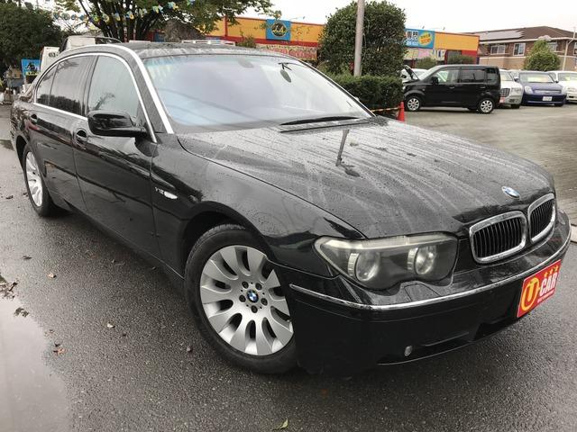 「BMW」「760Li」「セダン」「埼玉県」の中古車5