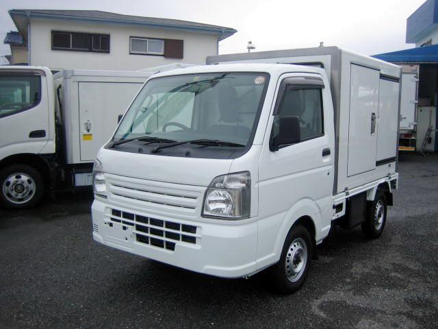 キャリイ(スズキ) 冷蔵冷凍車・中温冷凍車・ー5度設定 中古車画像