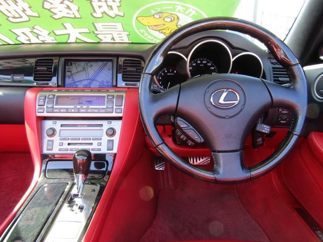 「レクサス」「SC430」「オープンカー」「福岡県」の中古車10