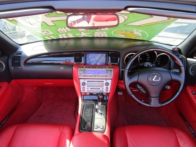 「レクサス」「SC430」「オープンカー」「福岡県」の中古車9