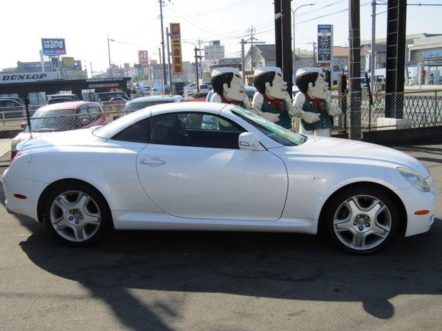 「レクサス」「SC430」「オープンカー」「福岡県」の中古車7