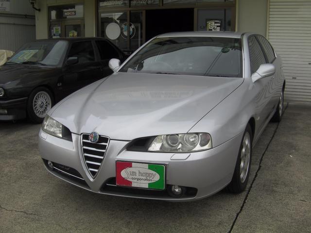166(アルファロメオ)3.0 V6 24V スポルトロニック 中古車画像