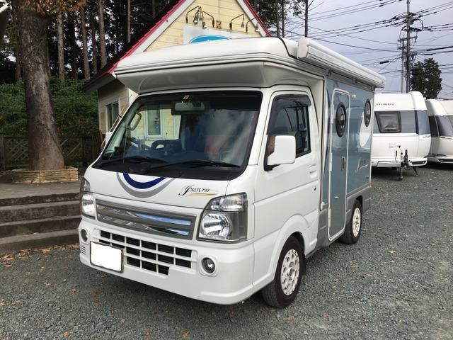 キャリイ(スズキ) インディ727 中古車画像