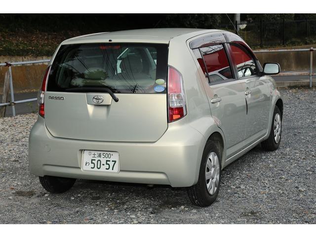 「トヨタ」「パッソ」「コンパクトカー」「茨城県」の中古車9