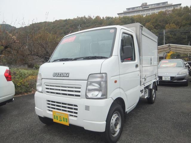 キャリイ(スズキ) 移動販売冷凍車 中古車画像