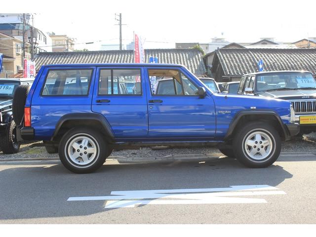 「ジープ」「チェロキー」「SUV・クロカン」「大阪府」の中古車3