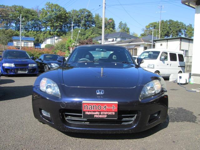 「ホンダ」「S2000」「オープンカー」「東京都」の中古車
