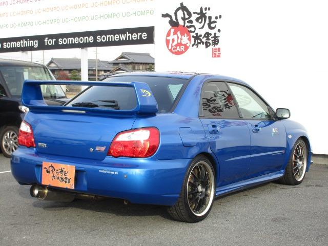 「スバル」「インプレッサWRX」「セダン」「愛知県」の中古車8