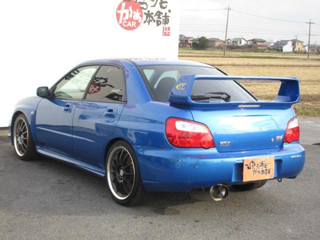 「スバル」「インプレッサWRX」「セダン」「愛知県」の中古車9