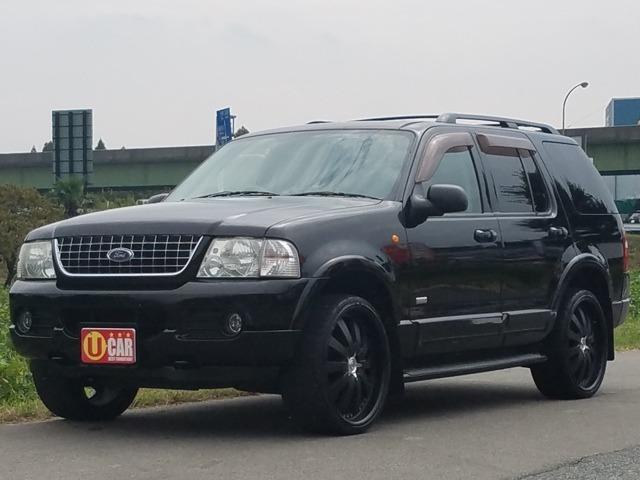 「フォード」「エクスプローラー」「ステーションワゴン」「佐賀県」の中古車