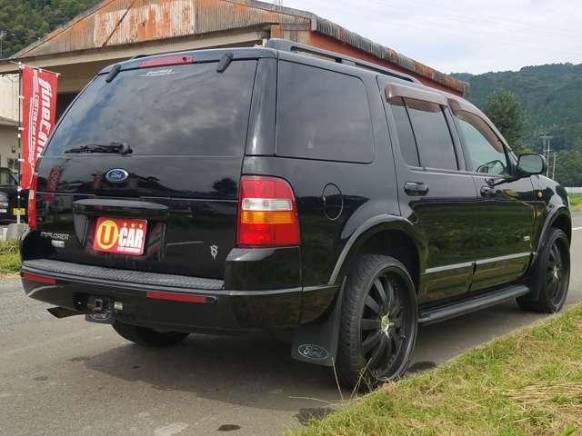 「フォード」「エクスプローラー」「ステーションワゴン」「佐賀県」の中古車8