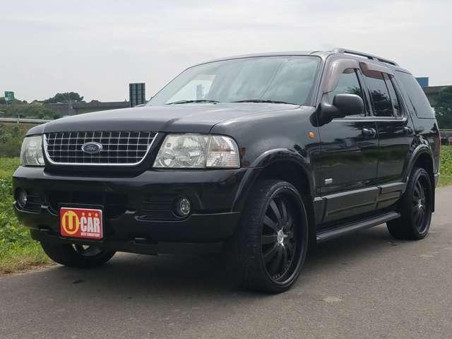 「フォード」「エクスプローラー」「ステーションワゴン」「佐賀県」の中古車7