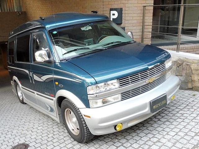 「シボレー」「アストロ」「キャンピングカー」「福岡県」の中古車