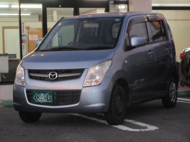 「マツダ」「AZ-ワゴン」「コンパクトカー」「群馬県」の中古車