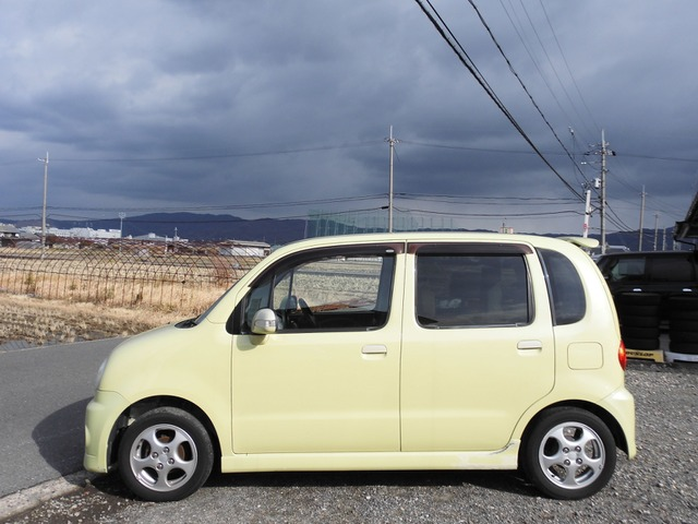 「ダイハツ」「ムーヴラテ」「コンパクトカー」「奈良県」の中古車5