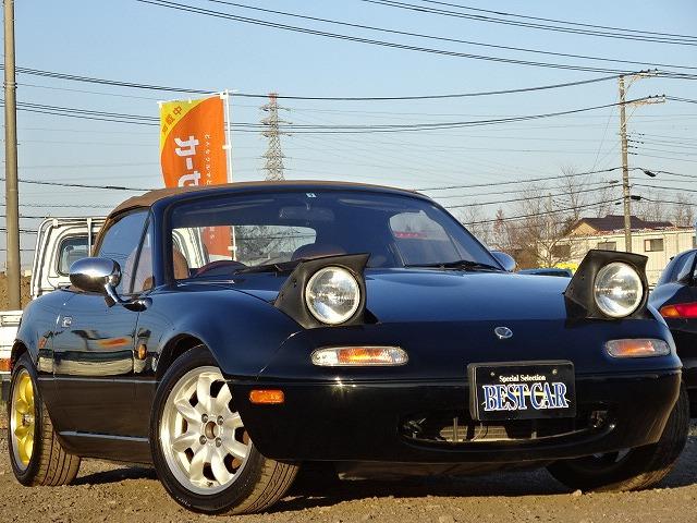 「茨城県」の「マツダ」「ロードスター」「オープンカー」の中古車