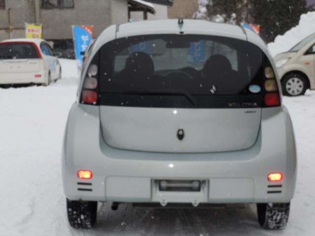 「トヨタ」「WiLL サイファ」「コンパクトカー」「北海道」の中古車6