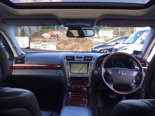 「レクサス」「LS460」「セダン」「福岡県」の中古車