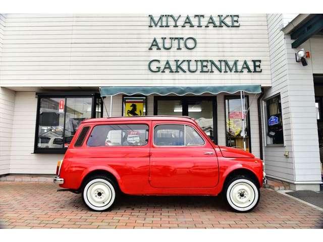 「フィアット」「500」「その他」「奈良県」の中古車3