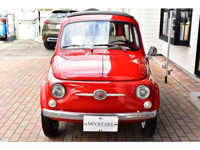 「フィアット」「500」「その他」「奈良県」の中古車2