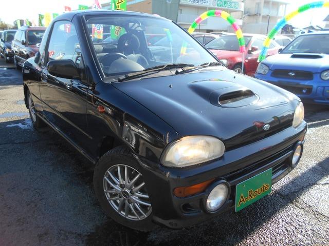 「スバル」「ヴィヴィオ」「コンパクトカー」「埼玉県」の中古車