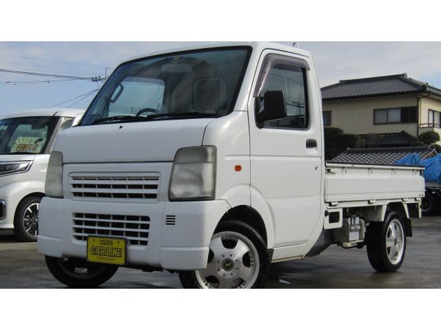 キャリイ(スズキ) KC エアコン 3方開 中古車画像
