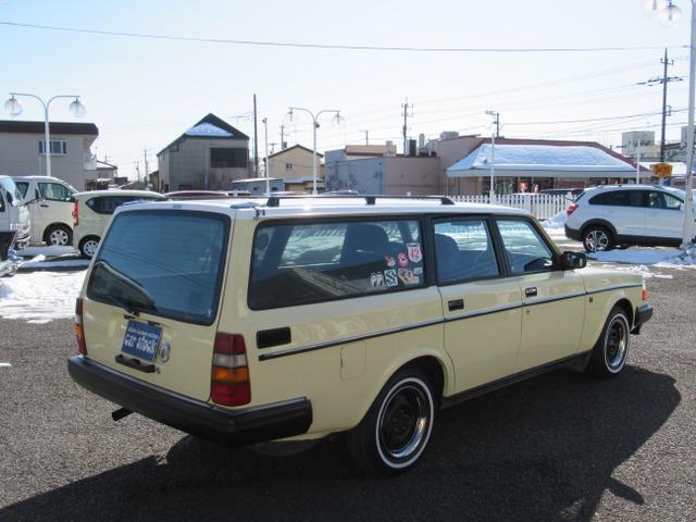 「ボルボ」「240エステート」「ステーションワゴン」「東京都」の中古車9