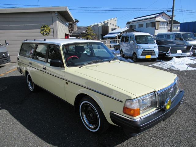 「ボルボ」「240エステート」「ステーションワゴン」「東京都」の中古車4