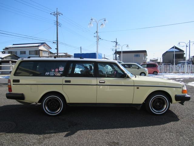 「ボルボ」「240エステート」「ステーションワゴン」「東京都」の中古車7