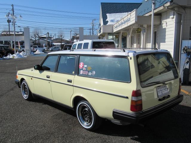 「ボルボ」「240エステート」「ステーションワゴン」「東京都」の中古車8