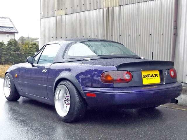 「マツダ」「ロードスター」「オープンカー」「福岡県」の中古車