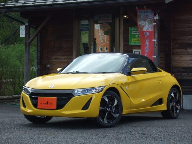 「ホンダ」「S660」「オープンカー」「岐阜県」の中古車