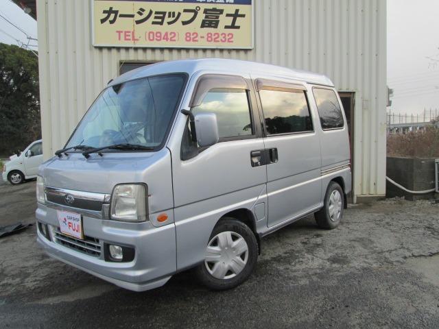 「スバル」「サンバーディアス」「コンパクトカー」「佐賀県」の中古車