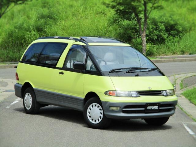 「トヨタ」「エスティマ・ルシーダ」「ミニバン・ワンボックス」「福島県」の中古車