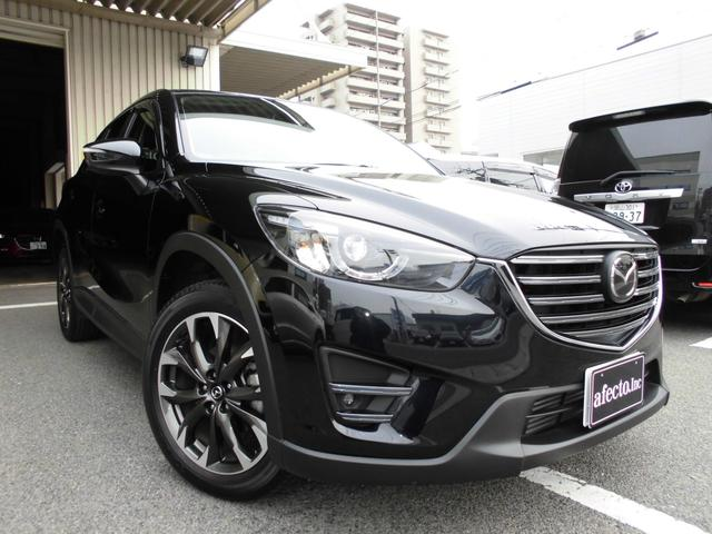 「マツダ」「CX-5」「SUV・クロカン」「岡山県」の中古車3