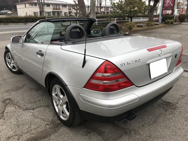 「メルセデスベンツ」「SLK230」「オープンカー」「埼玉県」の中古車