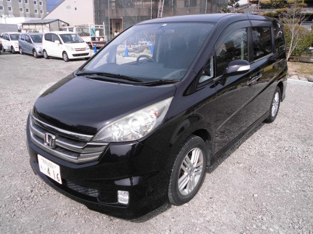 「ホンダ」「ステップワゴン」「ミニバン・ワンボックス」「和歌山県」の中古車