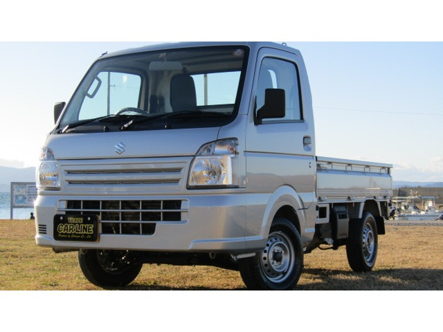 キャリイ(スズキ) KC エアコン・パワステ 4WD 中古車画像