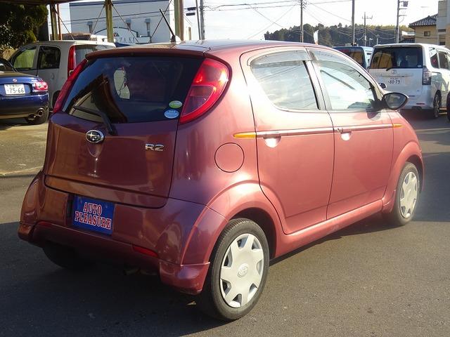 「スバル」「R2」「コンパクトカー」「茨城県」の中古車10