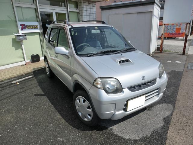 Kei(スズキ)  中古車画像