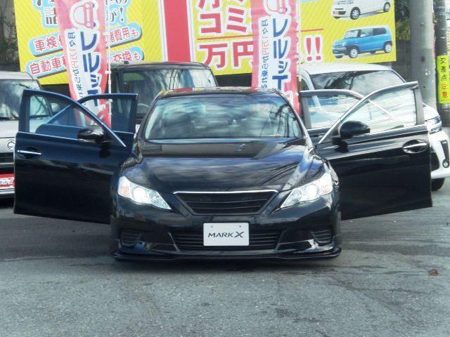 「トヨタ」「マークX」「セダン」「兵庫県」の中古車3