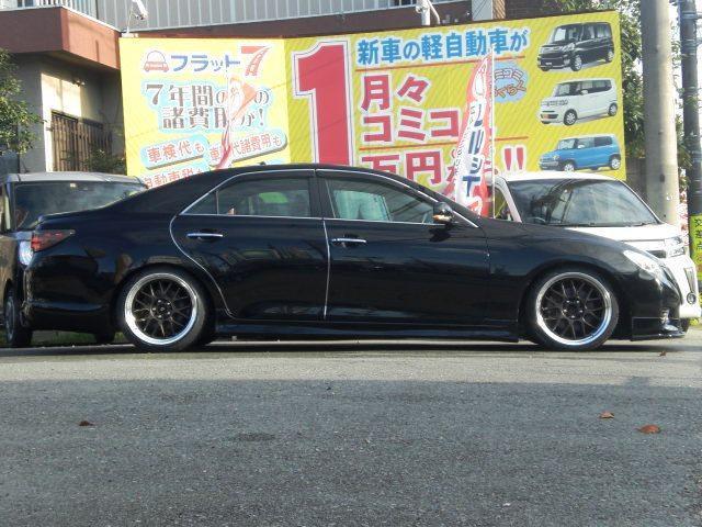 「トヨタ」「マークX」「セダン」「兵庫県」の中古車9