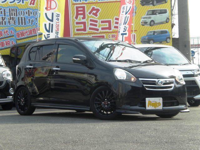「ダイハツ」「ミライース」「コンパクトカー」「兵庫県」の中古車4