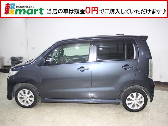 「スズキ」「ワゴンRスティングレー」「コンパクトカー」「兵庫県」の中古車3