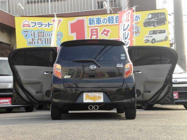「ダイハツ」「ミライース」「コンパクトカー」「兵庫県」の中古車8