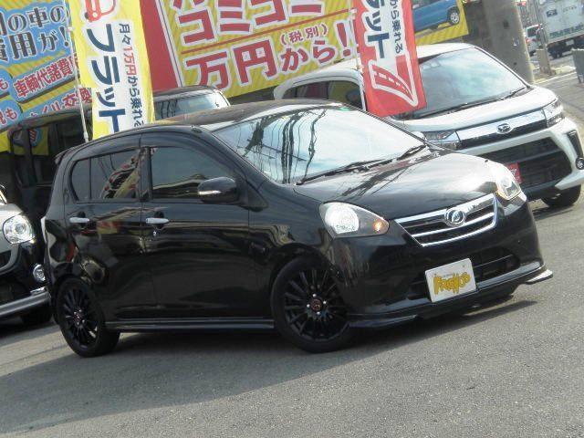 「ダイハツ」「ミライース」「コンパクトカー」「兵庫県」の中古車