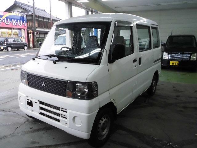 「三菱」「ミニキャブバン」「コンパクトカー」「和歌山県」の中古車